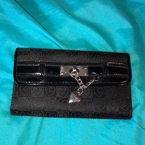Handbags - Cute black wallet